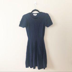 Alice by Temperley Pom Pom Sweater Dress